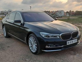 BMW 7 Series 730Ld AT 2016 for sale