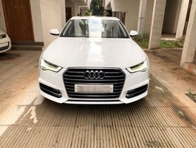 2015 Audi A6 35 TDI AT for sale
