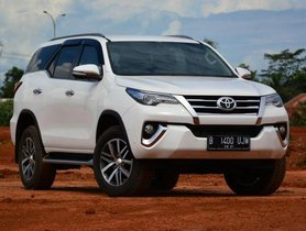 BSVI-Compliant Toyota Innova And Fortuner To Recieve A Price Hike Of Rs 3-5 Lakh