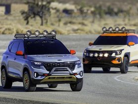 Check Out These Aggressive Kia Seltos Off-Road Concepts