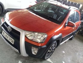 Toyota Etios Cross 1.2 G, 2014, Petrol MT for sale