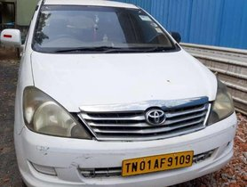 Used Toyota Innova 2.5 E 2008 MT for sale
