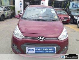 Used 2014 Hyundai Grand i10 MT for sale