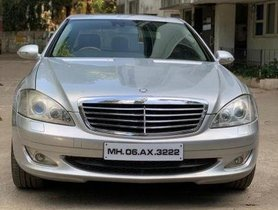 Used Mercedes Benz S Class 2005 2013 S 350 L AT 2009 for sale