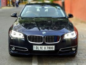 BMW 5 Series 2013-2017 520i Luxury Line AT for sale