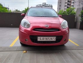 2010 Nissan Micra XV MT for sale at low price