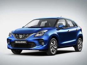 Maruti Baleno Sales Number Reaches 6.5 Lakh Units