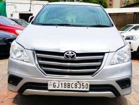 Toyota Innova 2.5 G (Diesel) 7 Seater BS IV MT for sale
