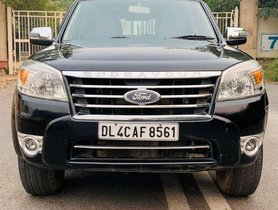 Used Ford Endeavour AT for sale