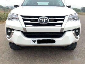 Used Toyota Fortuner 4x4 MT 2018 for sale
