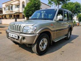 Used Mahindra Scorpio 2.6 SLX MT car at low price