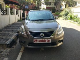 2013 Nissan Sunny AT 2011-2014 for sale