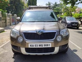 2012 Skoda Yeti MT for sale at low price