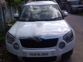 Skoda Yeti Elegance 4 X, 2011, Diesel MT for sale