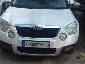 2011 Skoda Yeti Elegance MT for sale