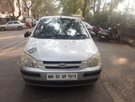 Used Hyundai Getz MT car at low price