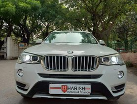 BMW X3 xDrive20d Expedition AT for sale