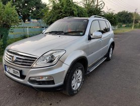 Mahindra Ssangyong Rexton RX7 AT 2014 for sale
