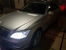 2012 Mercedes Benz S Class 320L MT 2005 2013 for sale at low price