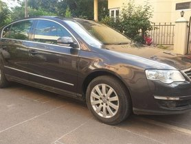 Used 2010 Volkswagen Passat MT for sale