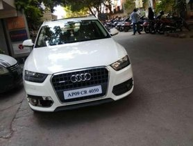 Used 2013 Audi Q3 AT for sale