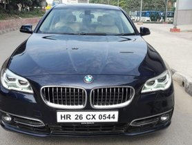 2016 BMW 5 Series AT 2013-2017 for sale at low price