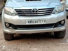 Toyota Fortuner 2014 4x4 MT  for sale