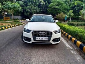 Used 2014 Audi Q3 2.0 TDI AT for sale