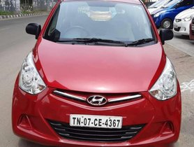 Hyundai Eon, 2016, Petrol MT for sale