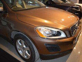 Used Volvo XC60 AT car at low price