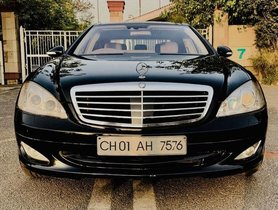 Mercedes-Benz S Class 2005 2013 S 500 L AT for sale