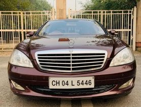 Mercedes Benz S Class AT 2005 2013 2009 for sale