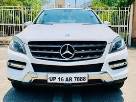 Mercedes Benz M Class ML 250 CDI AT 2014 for sale