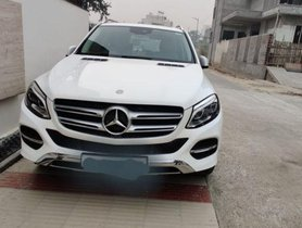 Used 2016 Mercedes Benz GLE AT for sale