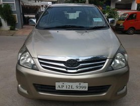 2012 Toyota Innova MT 2004-2011 for sale