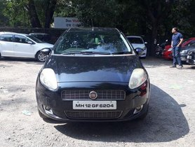2011 Fiat Punto 1.2 Emotion MT for sale at low price