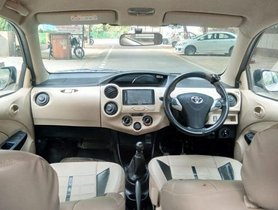 Toyota Etios Liva GD MT 2016 for sale