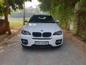 2011 BMW X6 xDrive30d AT for sale at low price