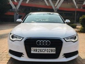 2014 Audi A6 AT 2011-2015 for sale at low price