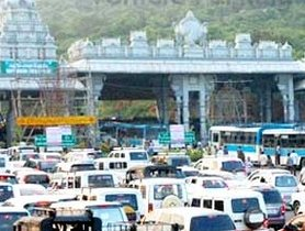 Facts About Car Parking In Tirumala No One Will Tell you