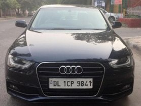 Audi A4 AT 2013 for sale