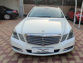 Mercedes Benz E-Class AT 2009-2013 2011 for sale