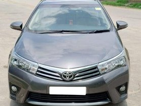 2014 Toyota Corolla Altis 1.8G MT for sale