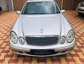 Used Mercedes Benz E-Class 1993-2009 200 Kompressor Elegance 2005 AT for sale