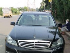 2012 Mercedes Benz C-Class AT for sale