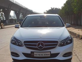 Mercedes-Benz E-Class E200, 2014, Petrol AT for sale