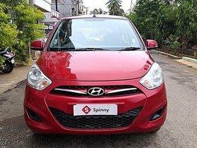 Hyundai i10 Sportz AT 2013 for sale