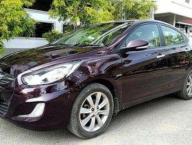 Used Hyundai Verna 1.6 SX VTVT AT 2013 for sale