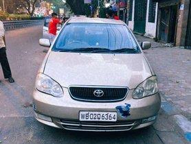 2003 Toyota Corolla H4 MT for sale