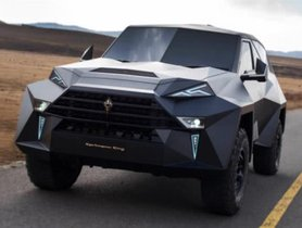 Most expensive SUV Karlmann King Featured In Video